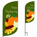 Happy Thanksgiving Feather Garden Gift Set, EEP329005