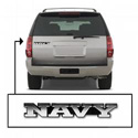 Navy Car Emblem, EMBNAVY