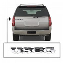 Coast Guard (USCG) Car Emblem, EMBUSCG