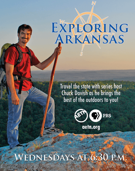 Exploring Arkansas on AETN PBS