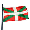 Basque flag, FBASQ35
