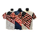 Constitution Flag Polo Shirt