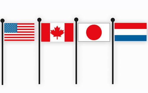 American Usa Flag Etiquette Flagandbanner