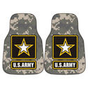 U.S. Army Carpet Car Mat, FM6555