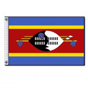 Kingdom of Swaziland Flag