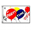 Party Time Flag, FUNPTIME35
