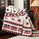 Stars & Stripes Blanket, GBCSAS