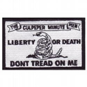 Culpeper Flag Patch, GPAT8797