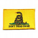 Gadsden Flag Patch