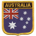 Australia Shield Patch, GPATAUSTR