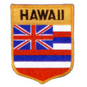 Hawaii Shield Patch, GPATCHI23