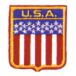 United States Shield Patch,GPATCUS234