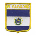 El Salvador Shield Patch, GPATELSA