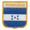Honduras Shield Patch, GPATHOND