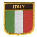 Italy Shield Patch,GPATITAL