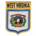 West Virginia Flag Patch, GPATWV
