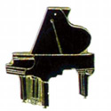 Baby Grand Lapel Pin, GPIN1080