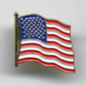 US Flag Lapel Pin, GPINUSA
