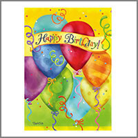 Greeting Card Banners