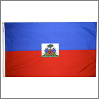 Haiti Flags