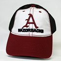 Arkansas Razorbacks Hat, HATARK848