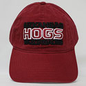Arkansas Razorbacks Hogs Hat, HATARK856
