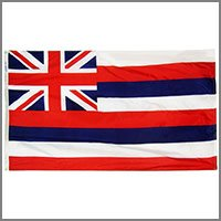Hawaii State Flags & Banners