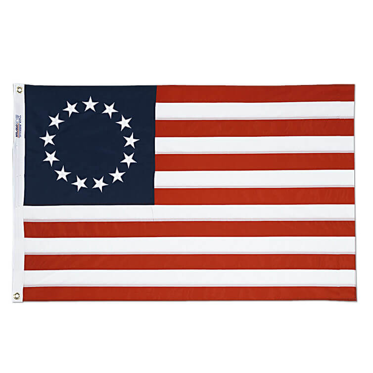 Betsy Ross flag, HBETS35C