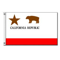 California Republic Flag, HCALREPUB35