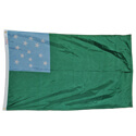 Green Mountain Boys Flag, HGMB35