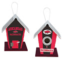 Arkansas Razorbacks Bird House, HHL83904