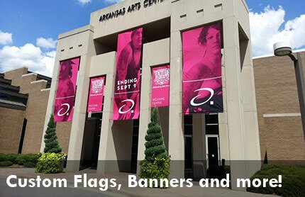 Custom Flags, Banners and more!