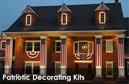Patriotic Decorating Kits
