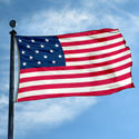 Star Spangled Banner flag, HSTAR35