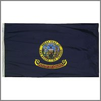Idaho State Flags & Banners