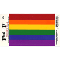 Rainbow Flag Decal, III790