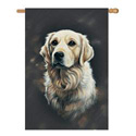 Golden Retriever Banner, IMI0905G