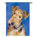 Airedale Banner, IMI2027G