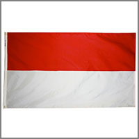 Indonesia Flags
