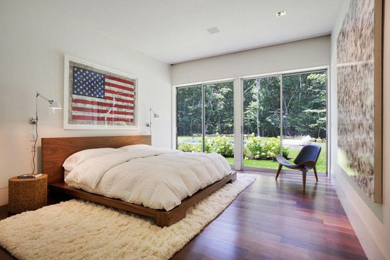 Creative Ways To Display The American Flag Indoors