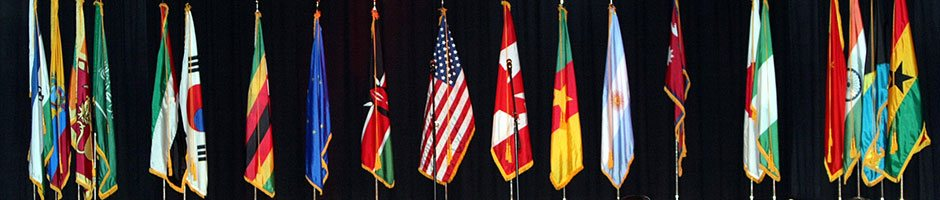 Ceremonial Flagpoles, Indoor Kits, Parade Poles   Flagandbanner