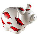 Razorback Piggy Bank, J31272