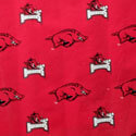 University of Arkansas Razorbacks Gift Wrap, J60223