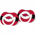Arkansas Razorbacks Pacifiers, JAGP519