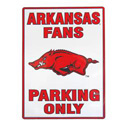 Razorback Parking Sign, JAGPS108