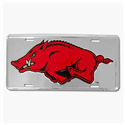 Arkansas Razorbacks License Plates, JAGSP06
