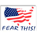 USA Fear This Decal, JFTSD