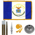 Air Force Retired Flag Kit, KAAF34C