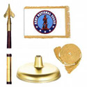 Army National Guard Flag Kit, KAARNG35G