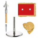 Army Major General Guidon Flag Kit